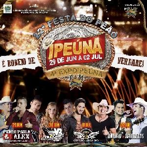 22ª Festa do Peão em Ipeúna/SP 4ª EXPOIPEÚNA 2016