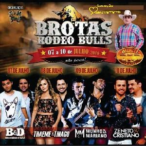2ª Edição Brotas Rodeio Bulls 2016