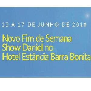 Show Daniel Estância Barra Bonita