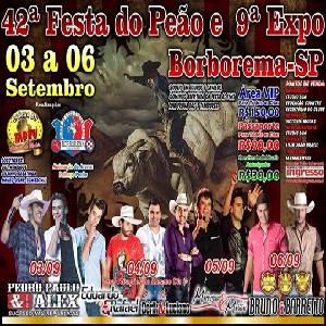 Rodeio Borborema SP