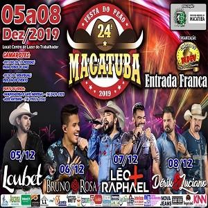 24ª Festa do Peão de Macatuba