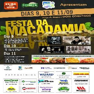 Festa da Macadâmia 2016