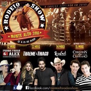 Monte Alto Rodeio Show