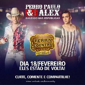 Show Pedro Paulo & Alex