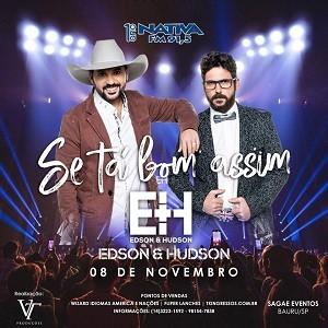 Show Edson e Hudson