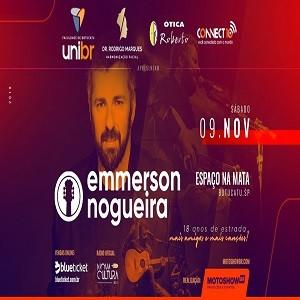 Show Emmerson Nogueira - Espaço na Matta