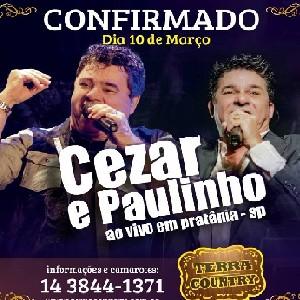 Show Cezar e Paulinho